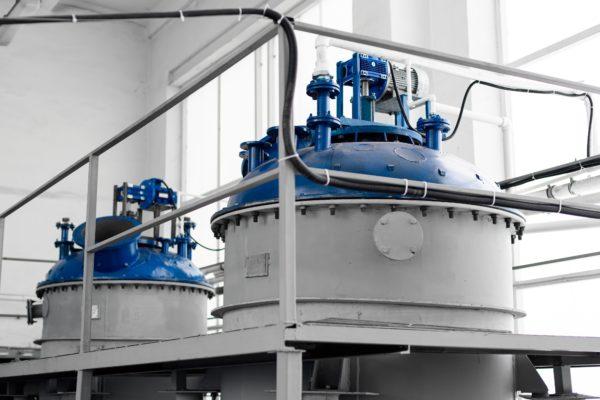 реакторы для производства моющих средств