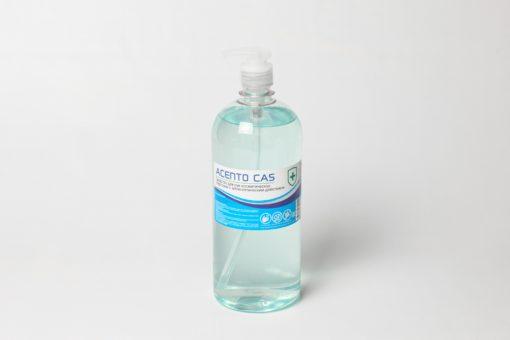 Средство cпиртовое гелеобразное с антисептическим действием