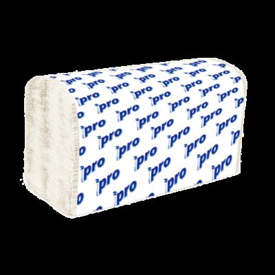 Полотенца бумажные V-сложения «PROtissue»