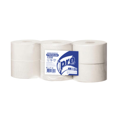 Туалетная бумага с центральной вытяжкой «PROtissue»