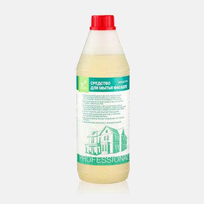 средство для мытья фасадов