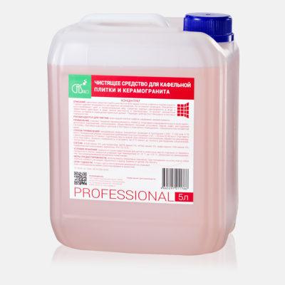 Средство для мытья плитки и кафеля PH 12-12.5